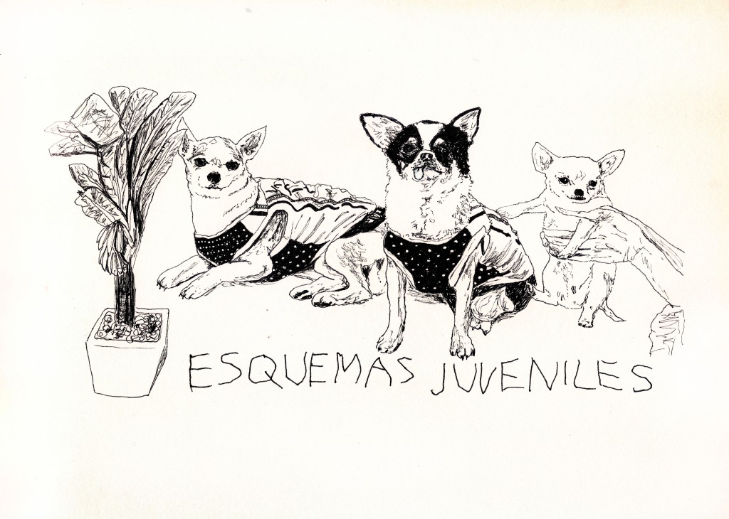 Esquemas Juveniles | Ilustración